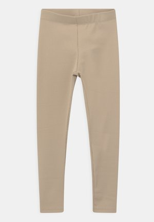 MINI - Leggings - Trousers - oxford tan