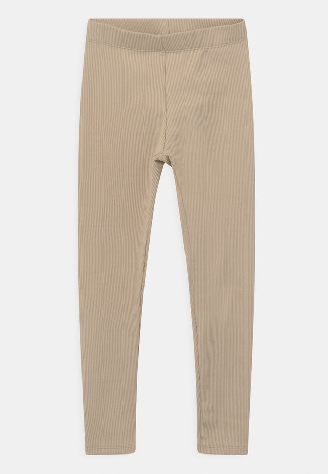 MINI - Leggings - oxford tan