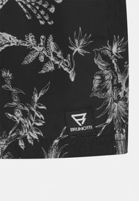 Brunotti - FRYE - Swimming shorts - black - 2