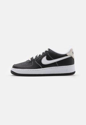 AIR FORCE 1 UNISEX  - Sneakersy niskie - black/white/sail