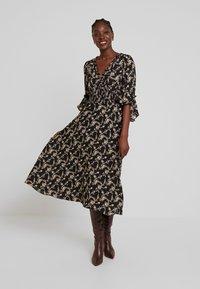 Love Copenhagen - ZIALC DRESS - Day dress - black - 0