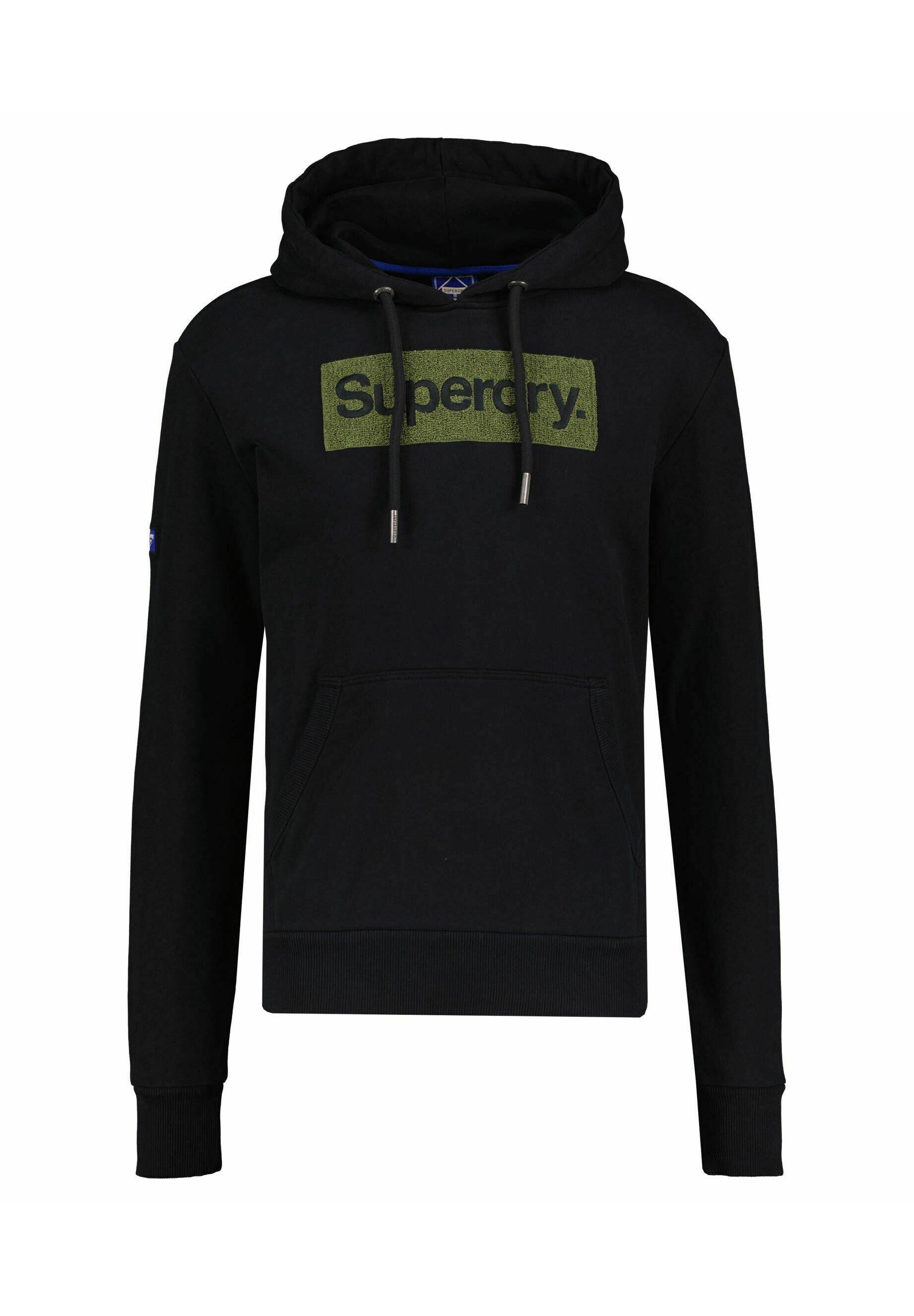 Herren Sweatshirt - schwarz