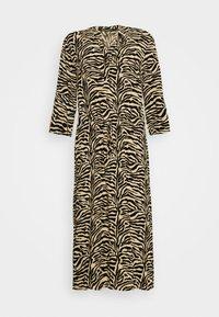 Soaked in Luxury - ZAYA DRESS - Day dress - beige - 4