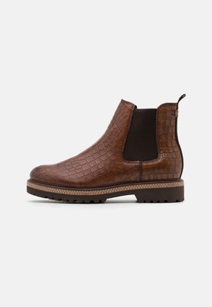 BOOTS - Classic ankle boots - muscat