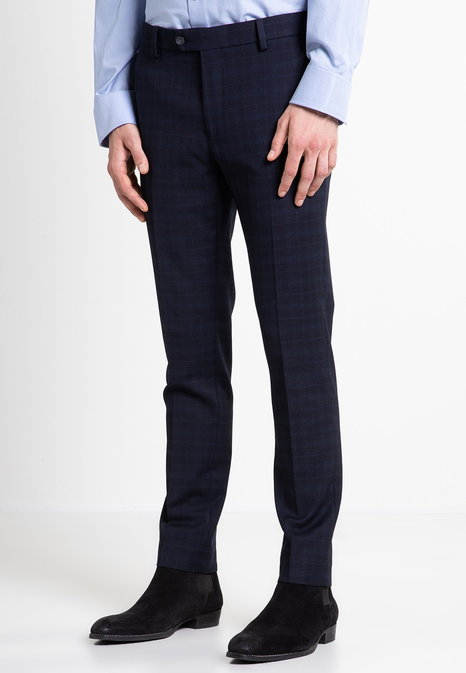 Hombre CHECK SUIT - Pantalón de traje