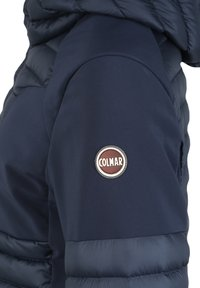 Colmar Originals - MIT KAPUZE - Down jacket - navy - 4