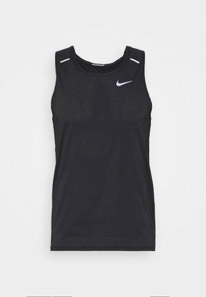 RISE TANK - Sports shirt - black