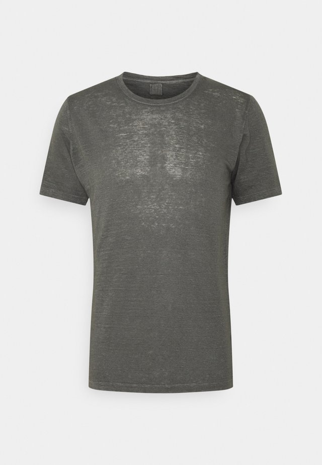 T-shirt - bas - iron
