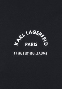 KARL LAGERFELD - CREWNECK - Print T-shirt - midnight blue - 6