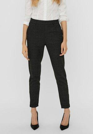 Pantalon classique - dark grey melange