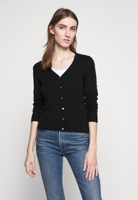 FTC Cashmere - CARDIGAN - Vest - moonless night - 0