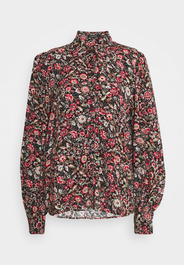 VIDEO - Blus - victorian tapestry red