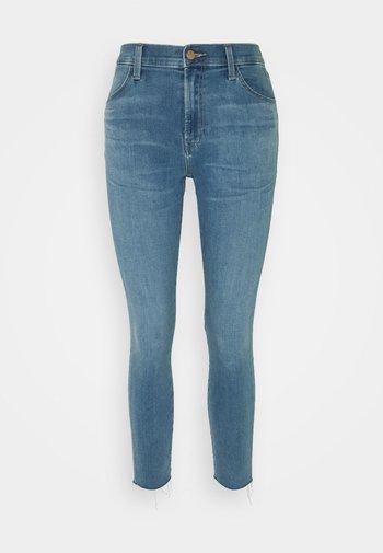 ALANA HIGH RISE CROP - Jeans Skinny Fit - joy destruct
