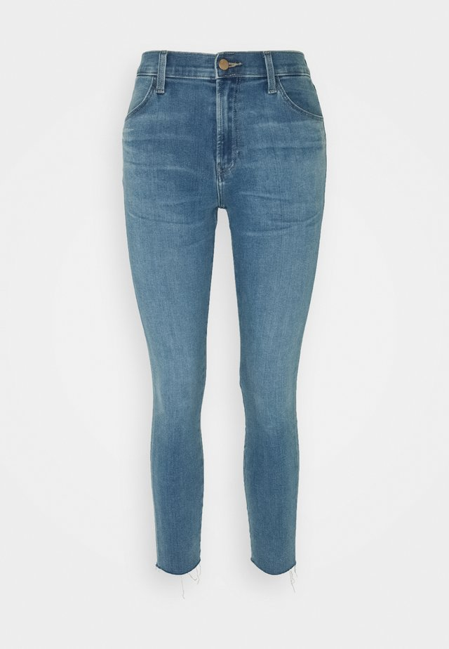 ALANA HIGH RISE CROP - Jeans Skinny - joy destruct