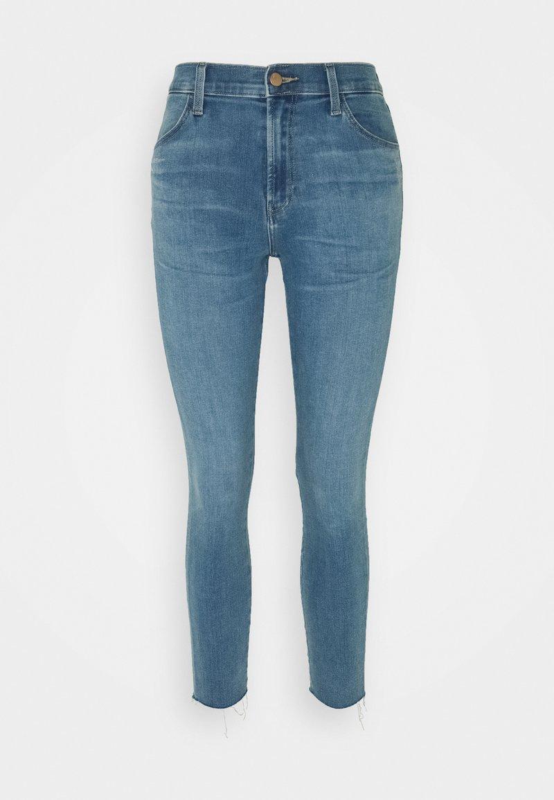 J Brand - ALANA HIGH RISE CROP - Jeans Skinny - joy destruct