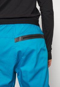 Salewa - AGNER - Spodnie materiałowe - blue danube - 4