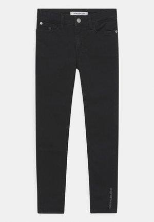 MR SKINNY CLEAN - Jeans Skinny Fit - black