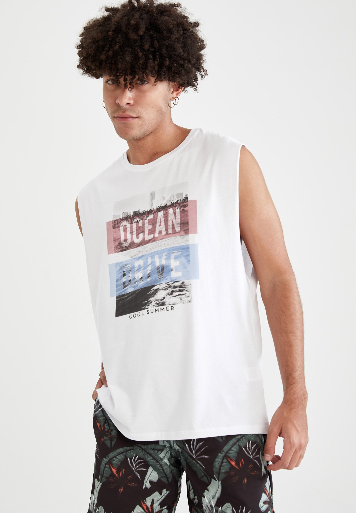 Uomo OVERSIZE FIT  - Top