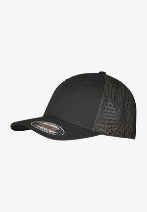 Cap - black/black
