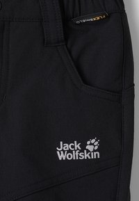 Jack Wolfskin - RASCAL WINTER PANTS KIDS - Kalhoty - black - 2