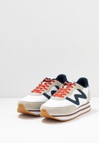 Woden - OLIVIA PLATEAU II - Sneakers basse - bright white - 3