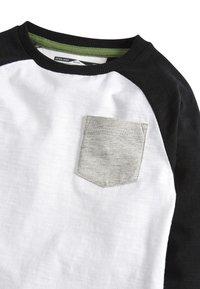 Next - THREE PACK - Langærmede T-shirts - black - 5