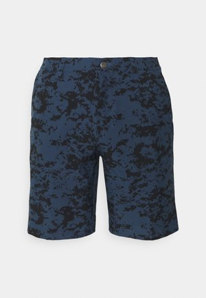 ULTIMATE 365 CAMO SHORT - Sports shorts - crew navy