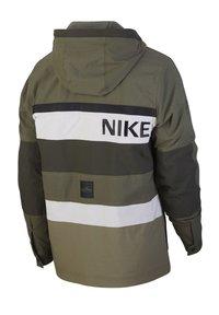 Nike Sportswear - Outdoor jacket - college grey/black - 8