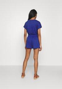 Vila - VINOEL - Shorts - mazarine blue - 2