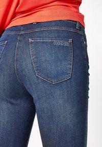 TONI - BELOVED CS - Slim fit jeans - 582 blue used - 3