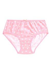 Next - MULTI 7 PACK STAR BRIEFS (1.5-12YRS) - Briefs - pink - 8