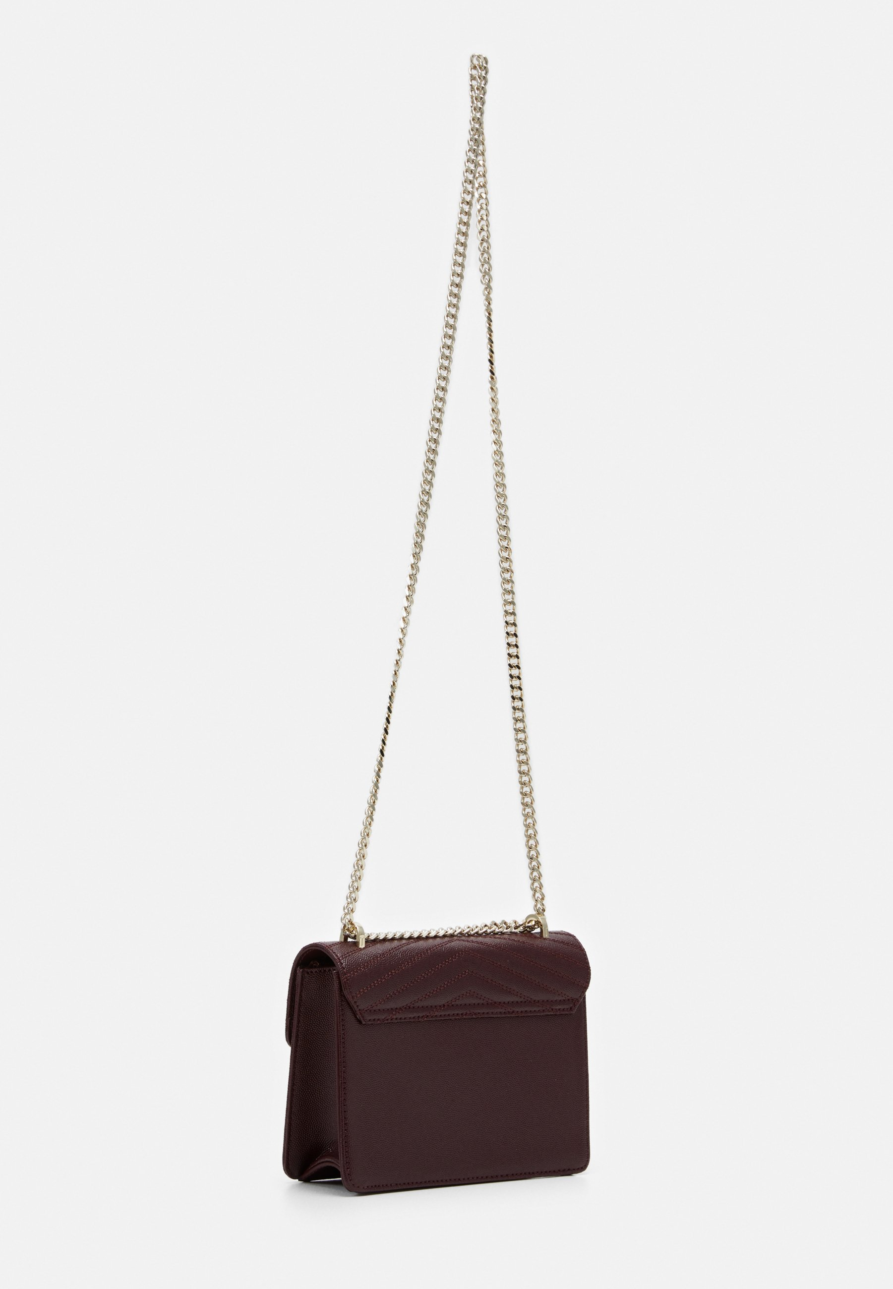 Ted Baker Patent Quilted Envelope Mini Xbody Bag - Umhängetasche Purple/lila