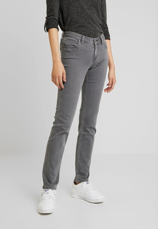 MARION - Straight leg jeans - grey alma