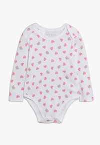 Guess - BABY SET - Baby gifts - white/pink - 3