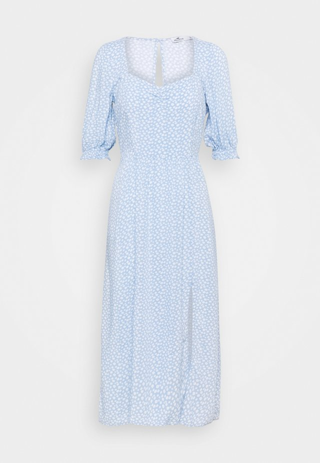 TREND MIDI DRESS  - Vardagsklänning - blue