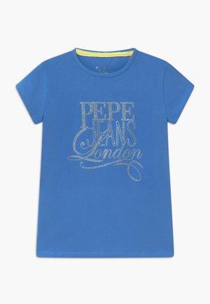 AQUARIA - T-shirt z nadrukiem - ultra blue