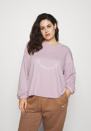 CLASH CREW  - Sweater - iced lilac/light violet