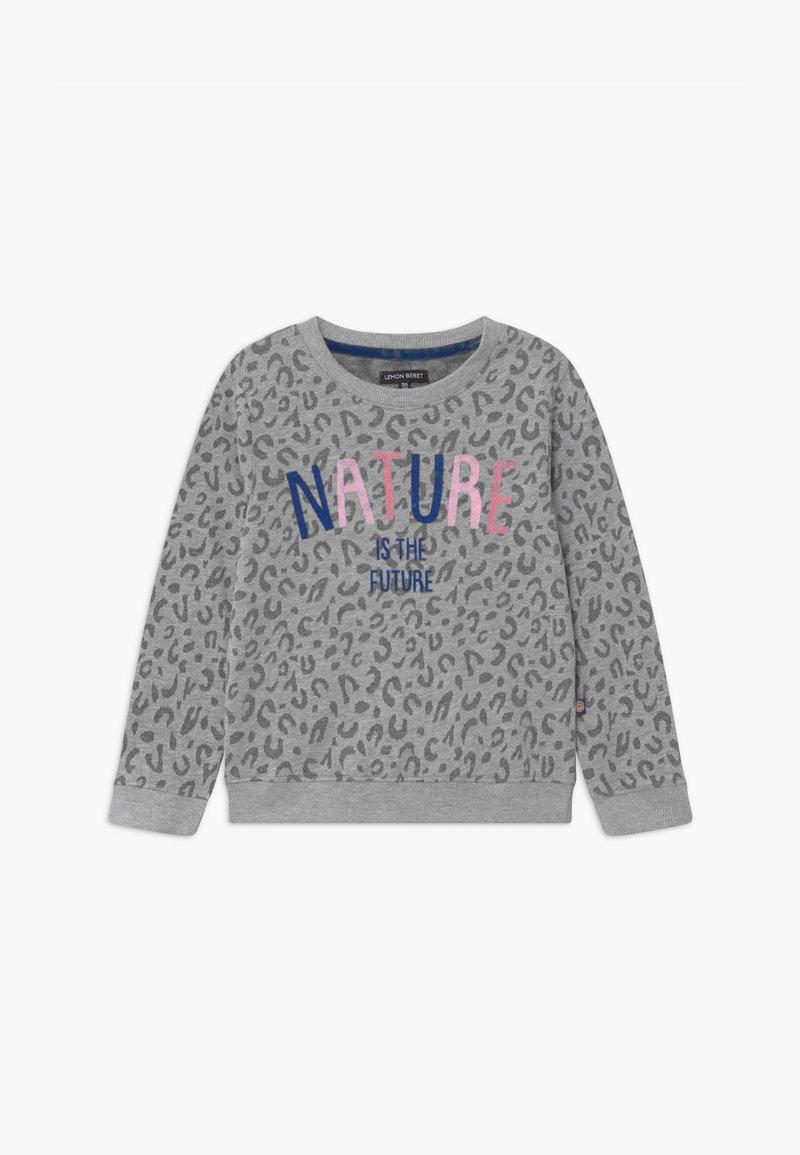 Lemon Beret - SMALL GIRLS - Sweater - grey