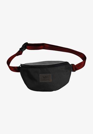 Bum bag - red strap