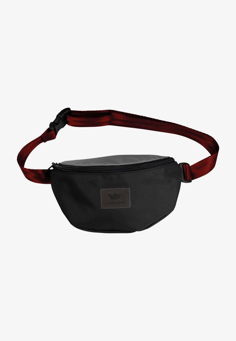 Freibeutler - Bum bag - red strap