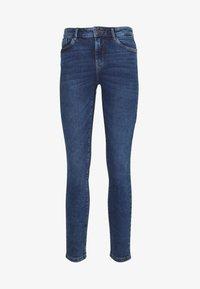 Vero Moda - VMHANNA  - Skinny džíny - medium blue denim - 4
