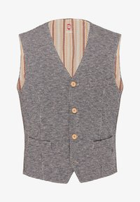 CG – Club of Gents - Suit waistcoat - blue - 0