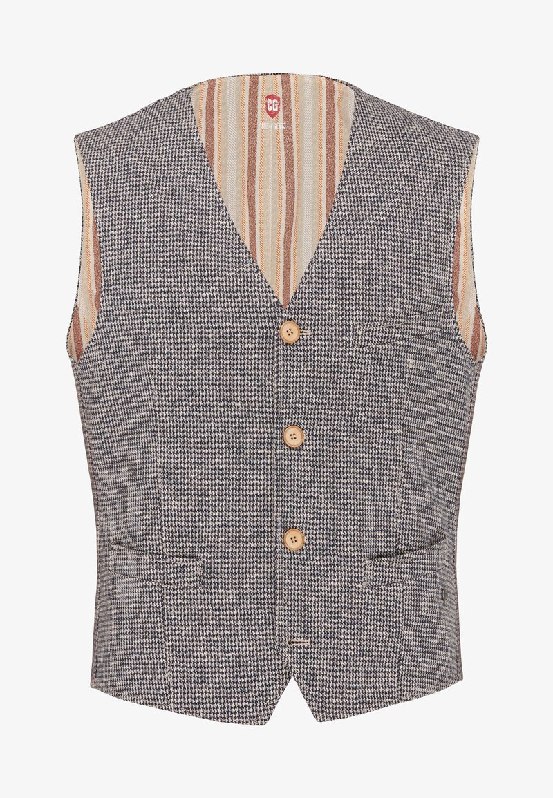 CG – Club of Gents - Suit waistcoat - blue