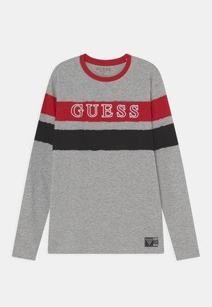 JUNIOR  - Camiseta de manga larga - light heather grey