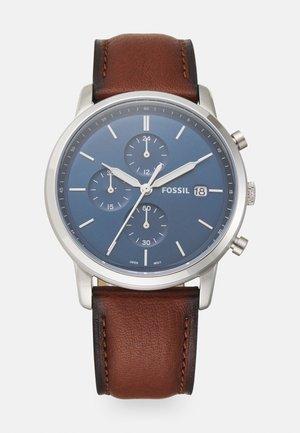 MINIMALIST - Chronograph watch - gun