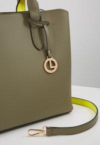 L. CREDI - ELUISE - Handbag - khaki - 6