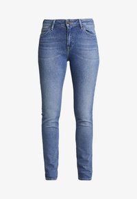 Lee - ELLY - Jeansy Slim Fit - mid hackett - 4