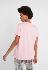 Vivetta - T-shirt con stampa - pink - 2