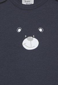 Jacky Baby - STRAMPLER BOYS 2 PACK - Pyžamo - blue - 3
