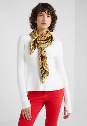 FOULARD CARRE - Šátek - braun